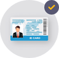 disposal of ID cards